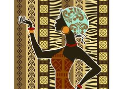 simple african pattern - Google Search