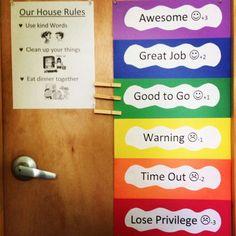 school behavior charts - Căutare Google