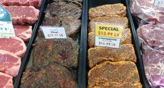 Check it Out: Artisan Meat & Fish in Granite Bay