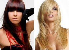 Long straight hair #long hair #hairstyle #straight hair