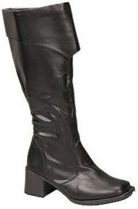 Flatter boots