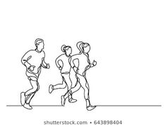Line Art Drawing Stock Images, Photos & Vectors Art Drawing Images, Art Drawings, Continuous Line Drawing, Face Illustration, Images Photos, Hand Embroidery Designs, Life Drawing, Outlines, E Design