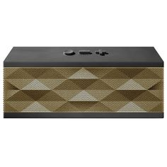 Jambox Gold Hex, but white rather than black.. another wish list item for my birthday