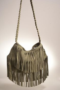 JJ Winters Suede Fringe Bag in Avocado Green Winter Outfits 2019, Hippie Flowers, Fringe Bags, Boho Bags, Hippie Bohemian, Swagg, Purses And Bags, Fashion Jewelry, Women's Fashion