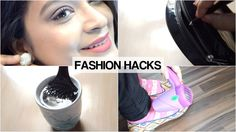 I'm always looking for different ways to make my life easier, especially when it comes to fashion and style. From old shoes that have lost their charm to jammed zips, these super easy tricks will solve majority of your fashion troubles! #fashionhacks #fashion #style #lifehacks #aarushijainblog  #indianyoutuber #beautyblogger #fashionhacksforeverygirl #stylehacks  Aarushi Jain