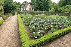 thegoodgarden.com - farm to table: vegetable garden inspiration fit for a queen