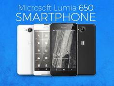 Microsoft Announces A New Windows 10 Phone- Lumia 650- #Microsoft #Windows #Phones #Lumia #Latest #WindowsPhones #2016 #SmartPhones #Technology #TechNews #