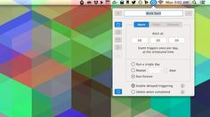 Clockwise Makes Automating Tasks on Your Mac Simple