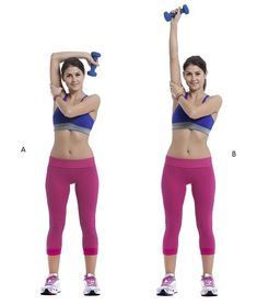 5 At-Home Exercises To Help Tone Flabby Arms Armpit Workout, Arm Pit Fat Workout, Belly Fat Workout, Arm Workouts At Home, Easy Workouts, Cardio Workouts, Burn Arm Fat, Armpit Fat, Yoga