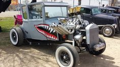 Straight Axle Ford Model A Gasser Drag Cars Model A Gassers And Model A ...