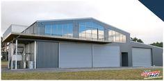 Hangar with Accommodation | KiwiSpanNZ