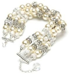 Share your favorite products on Pinterest and receive a 5 dollars off a 50 dollar order coupon! (Minimum $50 order after volume discount) Sparkle and Stardust Bracelet | Free Jewelry Patterns | Prima Bead