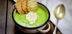 Polievka z medvedieho cesnaku - Coolinári Hummus, Soup, Ethnic Recipes, Soups