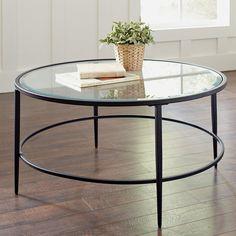 Birch Lane Harlan Round Coffee Table | Birch Lane