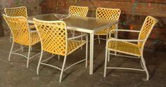 Restored Tamiami patio set