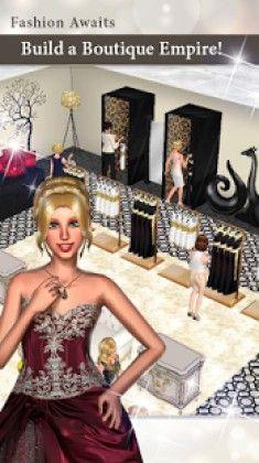 Fashion Empire Boutique Sim 2 77 0 Apk Mod Free Fashion Empire Boutique Sim Fashion Fashion Competition
