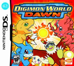 digimon dusk | Digimon World Dawn and Dusk - Digimon Wiki: Go on an adventure to tame ...