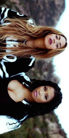 Nicki Minaj and Beyonce Queens Beyonce Nicki Minaj, Nicki Minaji, Nicki Minaj Anaconda, Nicki Minaj Outfits, Nicki Minaj Wallpaper, Divas, Pretty People, Beautiful People, Mode Rihanna