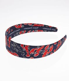 Women's Hair Accessories: Lobster Headband for Women - Vineyard Vines