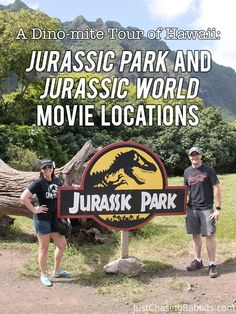A Dino-mite Tour of Hawaii: Jurassic Park and Jurassic World Movie Locations Just Chasing Rabbits Honeymoon Vacations, Hawaii Honeymoon, Kauai Hawaii, Hawaii Vacation, Hawaii Travel, Vacation Destinations, Hawaii Life, Vacation Ideas, Usa Travel