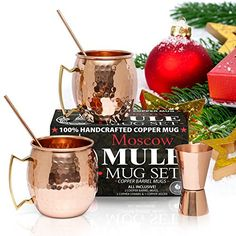 100% HANDCRAFTED Moscow Mule Copper Mugs - Set of 2 - Pur... https://www.amazon.com/dp/B01LW30I5S/ref=cm_sw_r_pi_awdb_x_FkEvyb152500Y