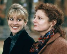 """Susan Sarandon y Julia Roberts protagonizan """"Quédate a mi lado"""" en Cosmopolitan TV - mundoplus.tv"""