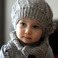 Knitting: Cool Wool Set PDF Knitting pattern