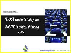 After decades? What Is Close Reading, Reasoning Test, Critical Thinking Skills, Reflection, Student, Let It Be, Pisa