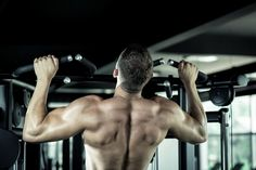 Do exercise and gain muscle.