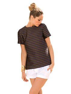 Retro Shorts and Retro Shirt sewing patterns from Burdastyle.