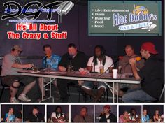 Doc's Group Therapy Comedy Podcast Show (July 2012) MaDaddy's in North Little Rock, Arkansas