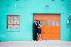 Chris + Micah: Short North Engagement Session - Columbus, Ohio - Kaylina Norton Photography