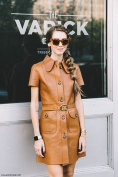 New_York_Fashion_Week-Spring_Summer-2016-Street-Style-Chiara_Ferragni-Michael_Kors-