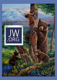 IN ALL THE EARTH! JW.ORG