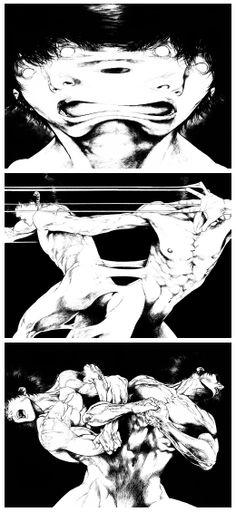 """From """"Kokou no hito"""" by Sakamoto Shinichi"""