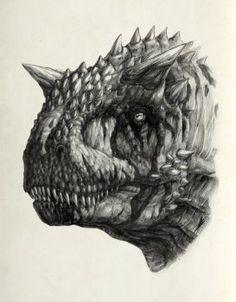 Carnotaurus III sketch by AntarcticSpring on DeviantArt Dinosaur Sketch, Dinosaur Drawing, Dinosaur Art, Cool Dinosaurs, Jurassic World Dinosaurs, Jurassic Park World, Jurrassic Park, Dinosaur Tattoos, Dinosaur Illustration