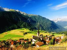 switzerland landscape wallpaper - Bing Images