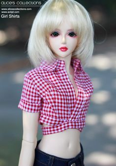 Girl Outfits for 1/3,1/4 BJD Dolls - BJD Accessories, Dolls - Alice's Collections