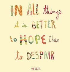 HFC Daily Affirmation - Every day is a new day full of hope, happiness and health  www.hungryforchange.tv