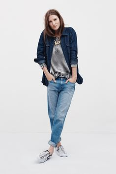 Madewell's fall denim collection is to die for!