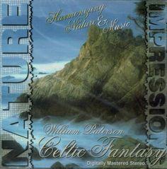 Nature Impressions Celtic Fantasy Music CD Celtic Instrumental Irish Relaxation #Celtic