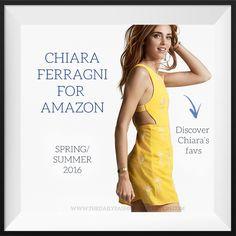 Chiara Ferragni Amazon fashion collection