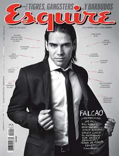 Radamel Falcao García / Diciembre 2012