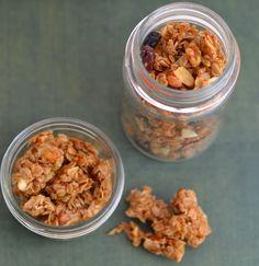 Granola | Fast Food to Fresh Food