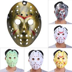 In 2016 New Design Scary Costumes Terrifying Mask Halloween Gifts Flashing Mask Adult Diy El Wire Mask For Face Mask Fragrant Flavor