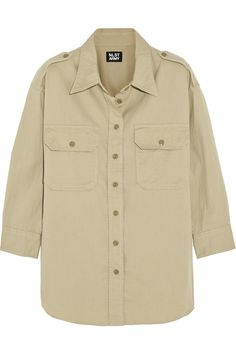 NLST | Officer's cotton shirt