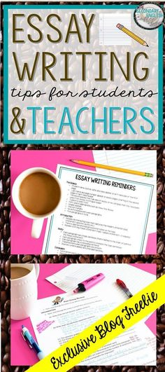What are some tips for writing an essay to become a student teacher?