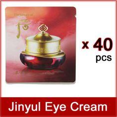 LG_The History of Whoo Jinyul Eye Cream 1ml x mini 40 bags