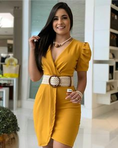 Dress Outfits, Casual Outfits, Fashion Dresses, Look Fashion, Trendy Fashion, English Dress, Frock Patterns, Cocktail Outfit, Frock Design