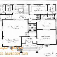 مخطط بناء منزل Architecture Design Sketch Model House Plan Iron Gate Design